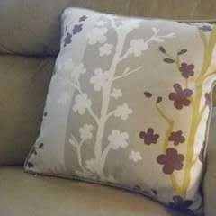 Zippered/Piped Pillow Tutorial
