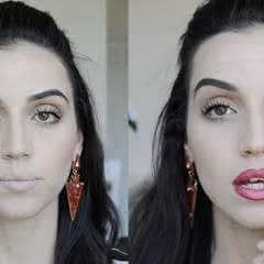 How To Make Your Lips Bigger   Perfect Red Lips Tutorial