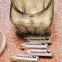 No Stress Coconut Lip Balm