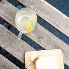 Hot Buttered Gin