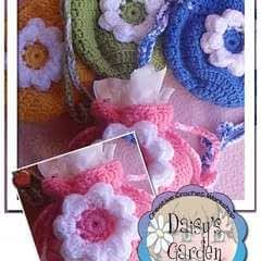 Small Flower Gift Bag