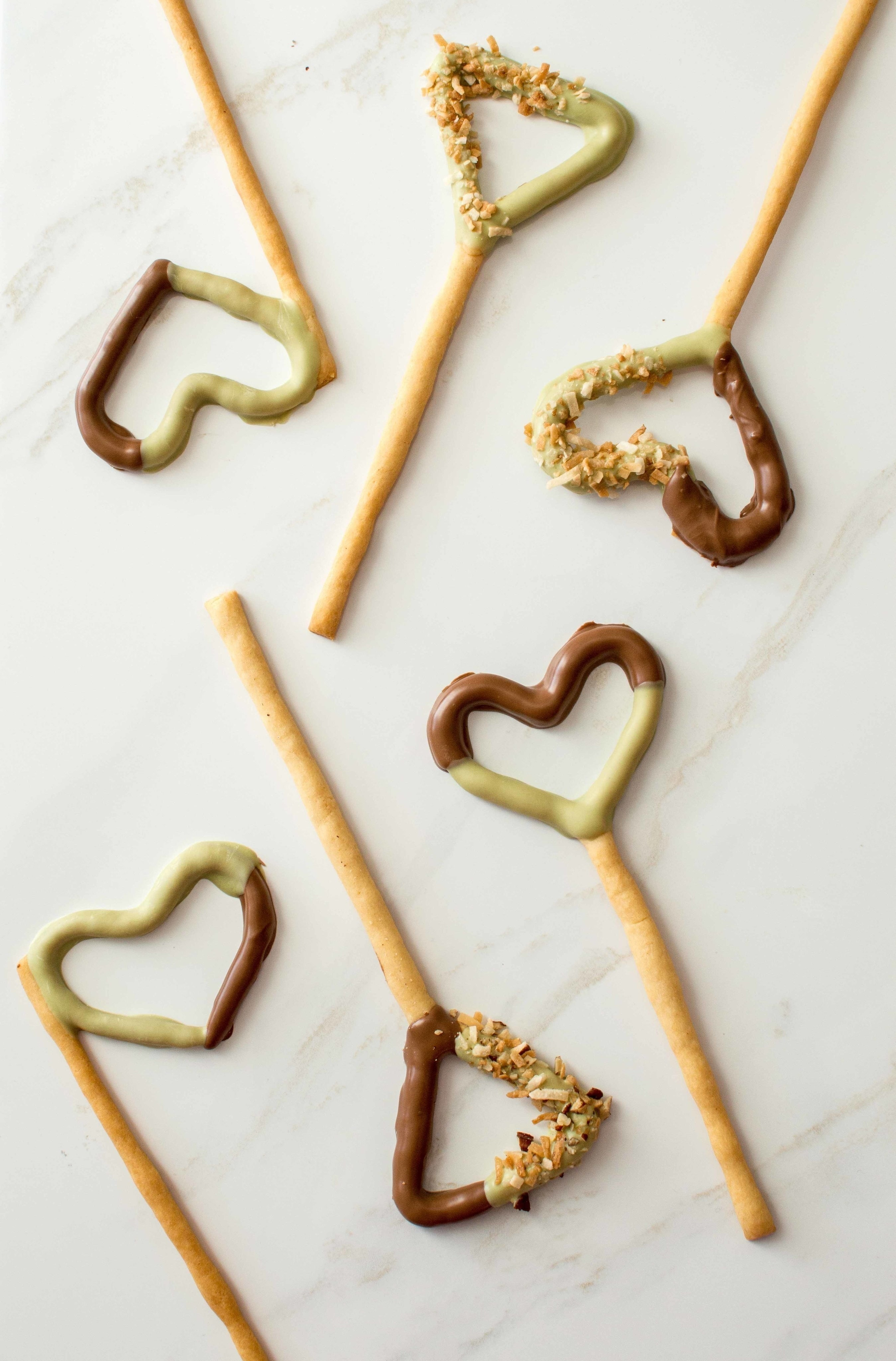 Homemade Pocky · How To Bake A Cookie · Recipes on Cut Out + Keep ...