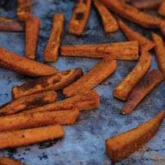 Bbq Sweet Potato Fries