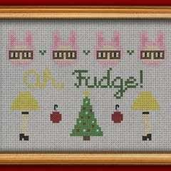 Christmas Story Cross Stitch Pattern