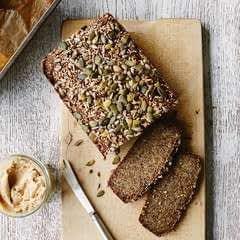Quinoa And Chia Bread