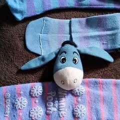 First Time Sock Puppet