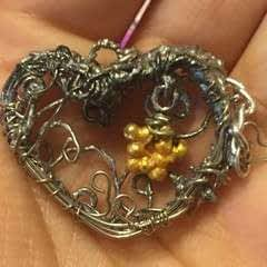 Wirework Locket