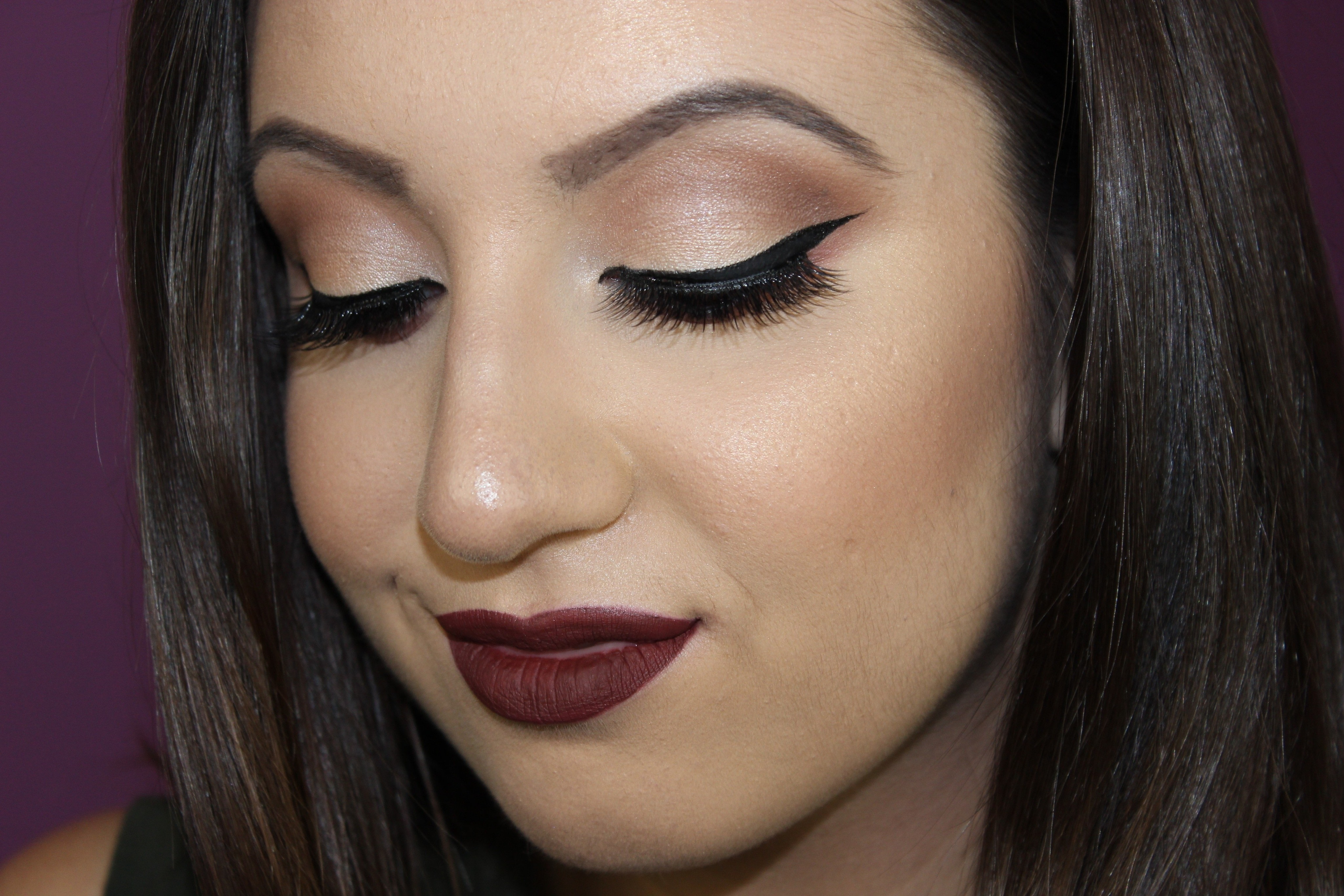 Fall & Amp Winter Glam Makeup Tutorial & 183 How To Create A