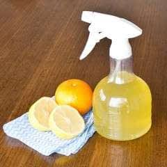 Wonderful Rosemary Lemon Food Safe Kitchen Cleaner