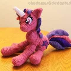 Alternate Color Twilight Sparkle