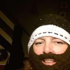 Beanie With A Beard