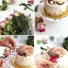 Last Minute Grocery Store Cake Hack