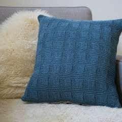 Textured Summer Cushion