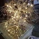 Wire Tree With Lights
