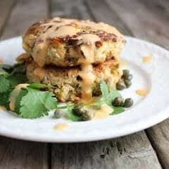 Tuna Cakes With Jalapeño & Cilantro | Taste And See