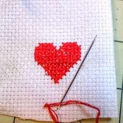 How To Cross-Stitch