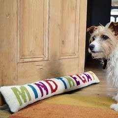 Funky Diy Draught Excluder