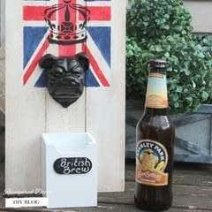 British Bottle Opener