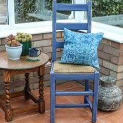 Furniture Upcycling Project   Distressed Paint Effect