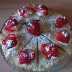 Special Strawberry Shortcake