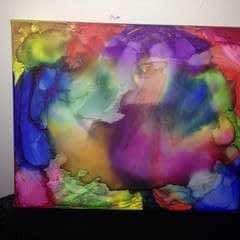 Sharpie Mural