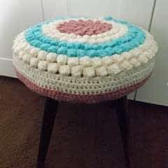 Bobble Stool Cover