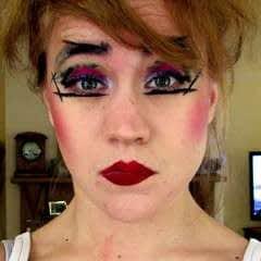 Theatrical Punk Girl: Nina Hagen Inspired