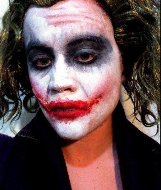 Why So Serious Dark Knight S Joker Make Up Tutorial 183 How