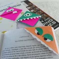 Monster Corner Bookmark!!