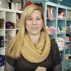 How To Purl: The Double Seed Cowl