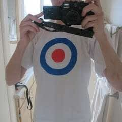 Classic Tank Girl Shirt