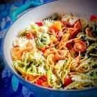 Smorgasbord Pasta Salad