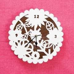 Cutaway Clock