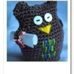 Cutie Hootie Owl