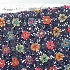 Ermintrude Crochet Blanket