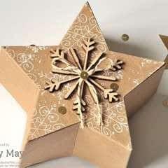 Star Shaped Gift Box
