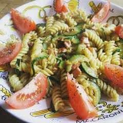 Delicious Pesto Pasta