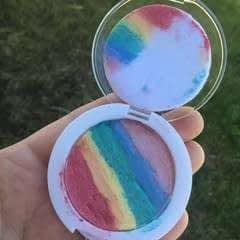 Diy Rainbow Highlight