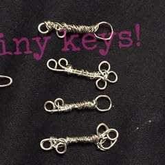 Mini Wire Keys