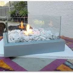 Diy Portable Fire Feature