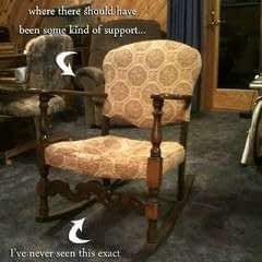 Eleonora's Rocking Chair