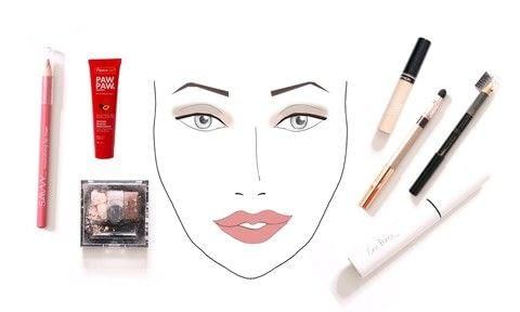 Medium Recreate Lordes Classic Makeup Look Cut Out Keep