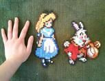 Alice, Follow The White Rabbit!