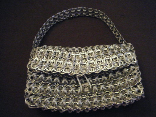 Pop Tab Purse!!