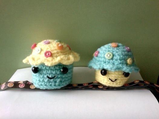 Amigurumi Cute Cupcake : Amigurumi Cute Cupcakes ? Extract from Amigurumi World ...