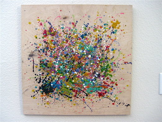 Crayon Melting 183 A Piece Of Melted Crayon Art 183 Art And