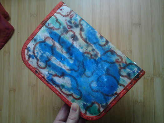 """Touch Me"" Pencil Case ^^"