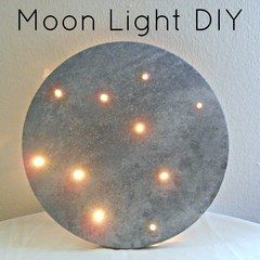 Moon Light Diy