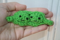 Crochet Peas In A Pod