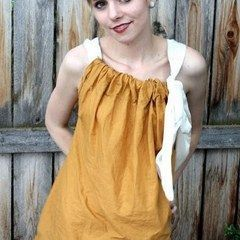 how to make a peasant top